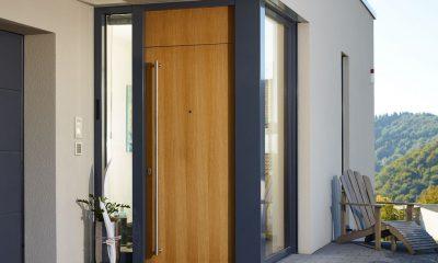 Zoellner Fensterbau KG - Referenzen - futuristische Haustueren - Bsp. 30_a