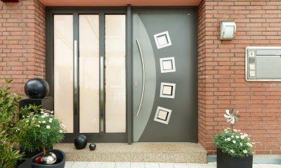 Zoellner Fensterbau KG - Referenzen - futuristische Haustueren - Bsp. 31_a